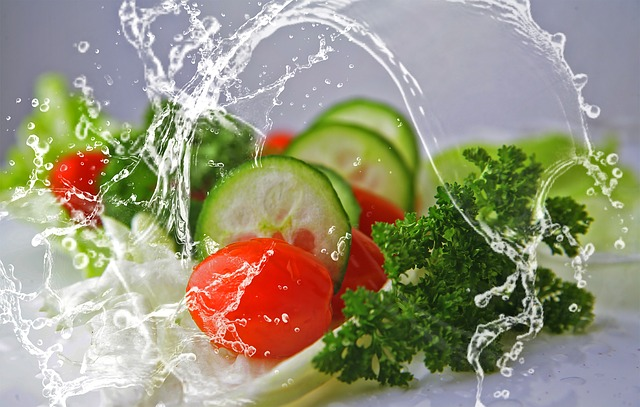 food-fotografování