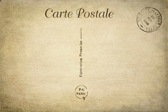stará pohlednice
